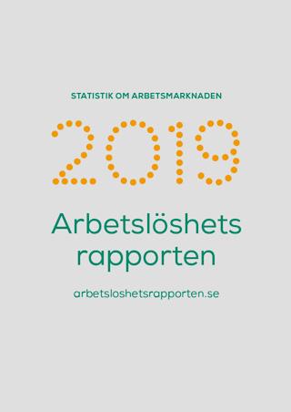 Arbetslöshetsrapporten 2019